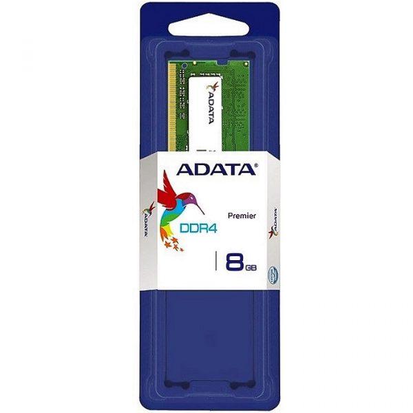 Memoria Ram DDR4 8GB Adata PC 2666 portátil