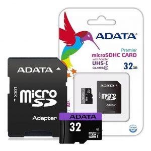 Memoria Micro SDHC 32GB